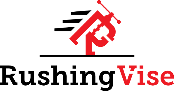 Rushing Vise logo